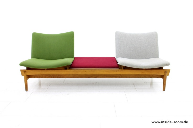 Hans Olsen Modular Seating, Sofa, Bench System 137