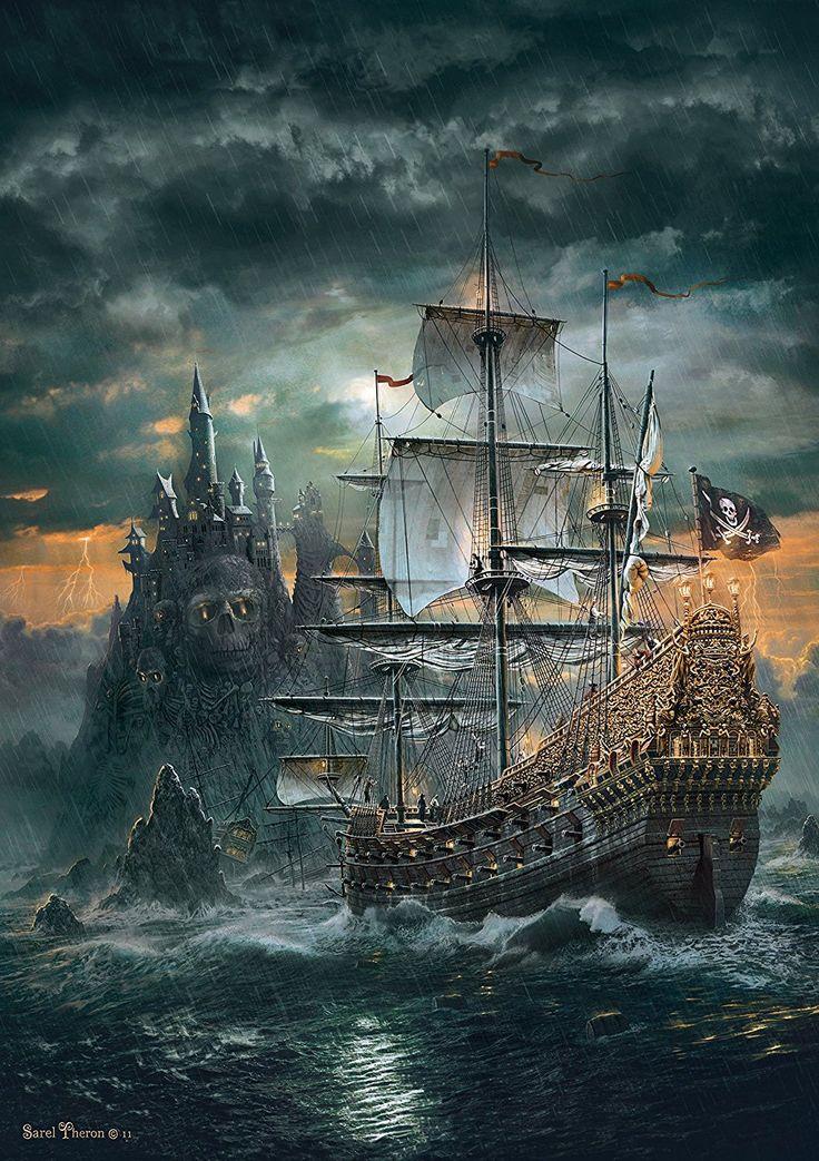 Clementoni Puzzle 1500 Teile Piratenschiff (31682)  in Spielzeug, Puzzles & Geduldspiele, Puzzles | eBay! | http://nextpuzzle.de/detailview/puzzle-piratenschiff/221