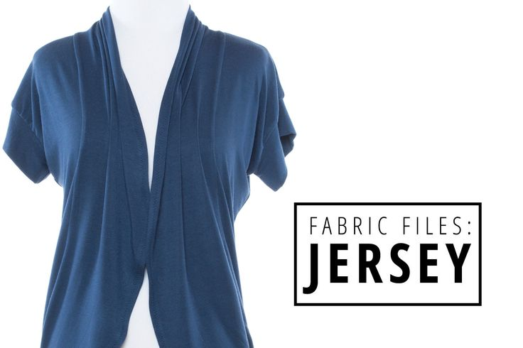 Fabric Files: Jersey | Indiesew.com