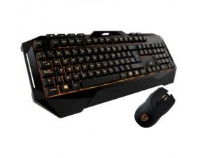 En informática, un teclado es un dispositivo o periférico de entrada, en parte inspirado en el teclado de las máquinas de escribir, que utiliza una disposición de botones o teclas, para que actúen como palancas mecánicas o interruptores electrónicos que envían información a la computadora.