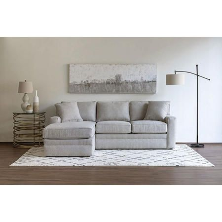Riley 2-Piece Sectional - Sam's Club in 2020   Furniture ... on Riley 3 Piece Sectional Charleston id=68718