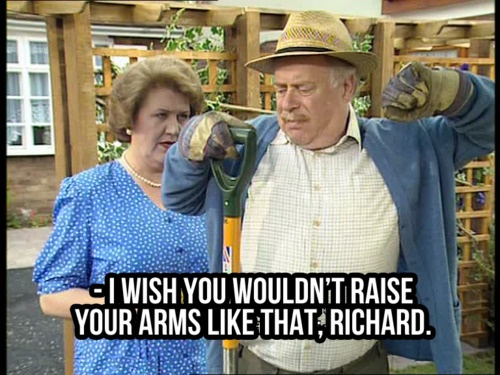 keeping up appearances quotes   keeping up appearances # patricia routledge # clive swift # hyacinth ...