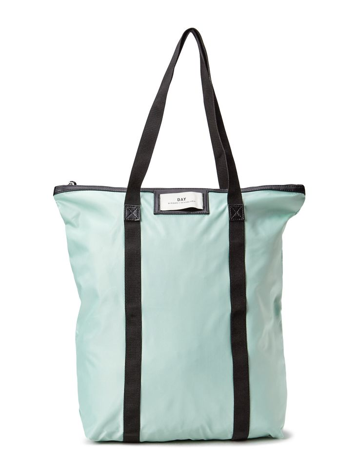 DAY - Day Gweneth Tote Large carrying capacity Logo detail Long, double carrying handles Tassel detail Top zip closure