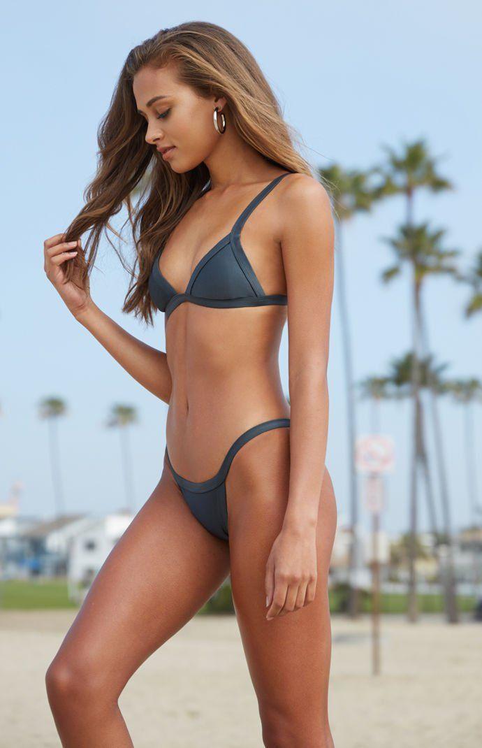 50152f5fe1a Harper Micro Triangle Bikini Top | A girl can dream.. | Bikinis ...