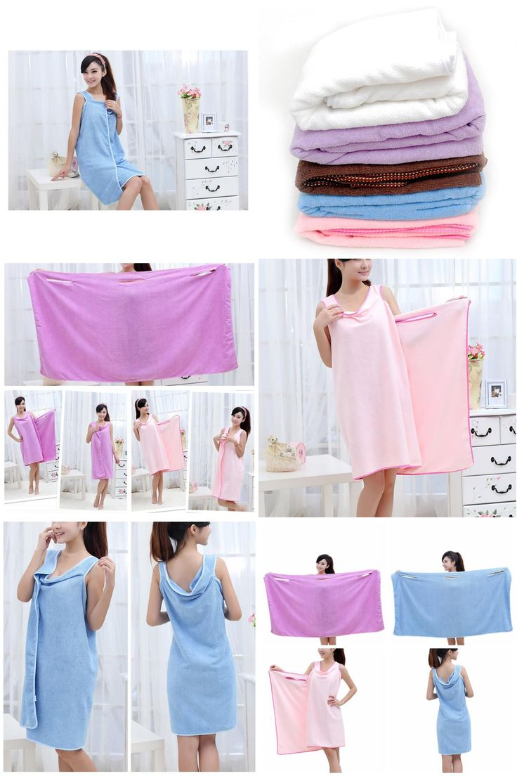 [Visit to Buy] Fashion Beach Towels/Magic Bath Towels For Women/Colorful Microfiber Towel Skirt/Toalla Microfibra/Serviette De Plage #Advertisement