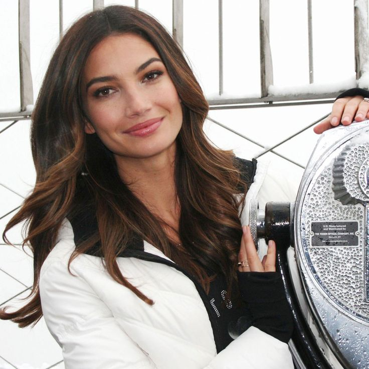 Lily Aldridge Practices Her VS Walk for Husband Caleb Followill