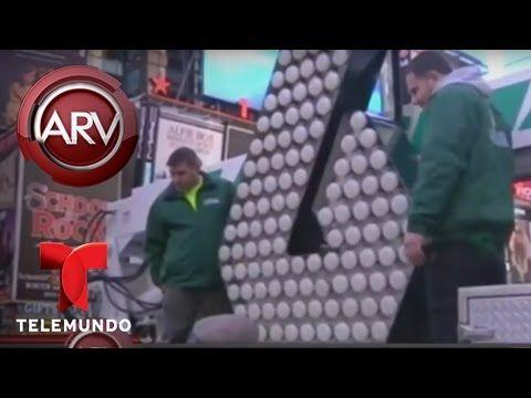 Números 1 y 6 llegan a Times Square para el año nuevo | Al Rojo Vivo | Telemundo - http://spreadbetting2017.com/numeros-1-y-6-llegan-a-times-square-para-el-ano-nuevo-al-rojo-vivo-telemundo/