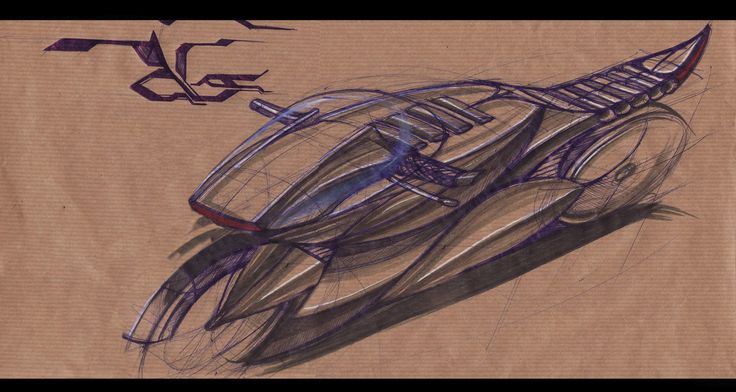 bosh3_design_scorpion motorcycle