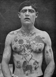 Tatouages criminels