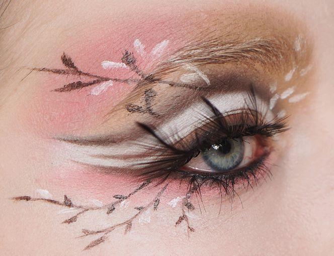 Shironuri (Halloween) Make-up Tutorial | Beauty Before Breakfast