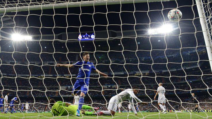 @Schalke Klaas-Jan Huntelaar #9ine