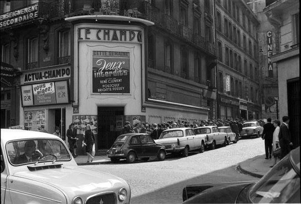 1000 images about maurice bonnel on pinterest classic modern and de paris - 48 rue des ecoles 75005 paris ...