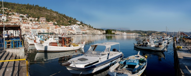 The small port | Gythion Peloponnese