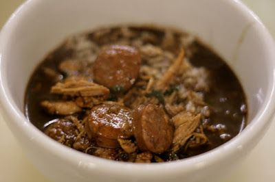 SoulfoodQueen.net: chicken and sausage gumbo