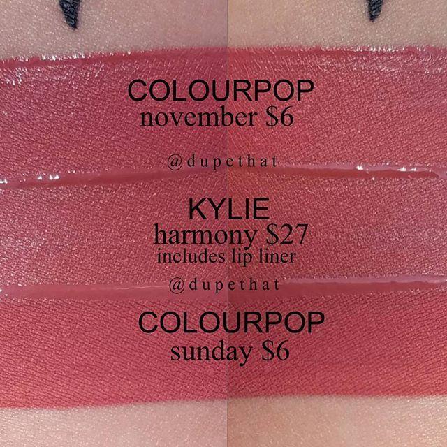 Colourpop November / Colourpop Sunday