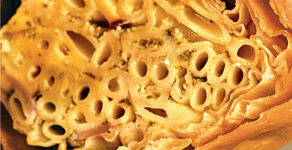 Μακαρονόπιτα με κασέρι