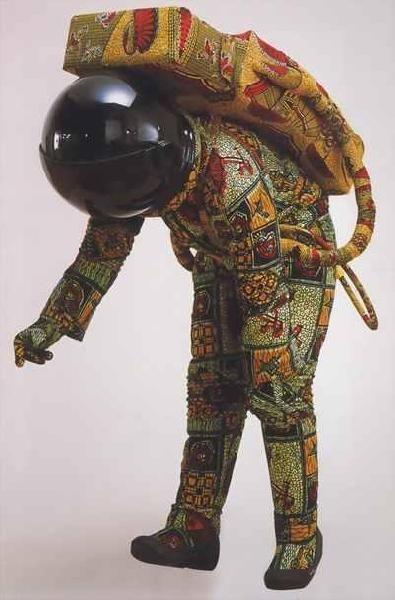 Yinka Shonibare - Space Walk