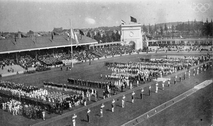 Jeux Olympiques 1920 à Anvers - Cartophiles & Collectionneurs du Territoire…
