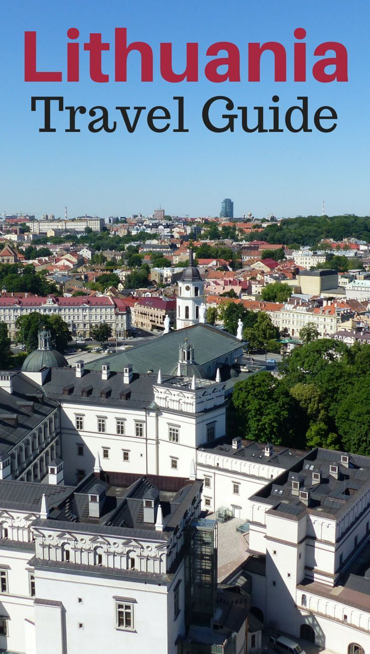 Our guide to travel in Lithuania including Lithuania with kids. http://www.wheressharon.com/country/lithuania-travel-blog/