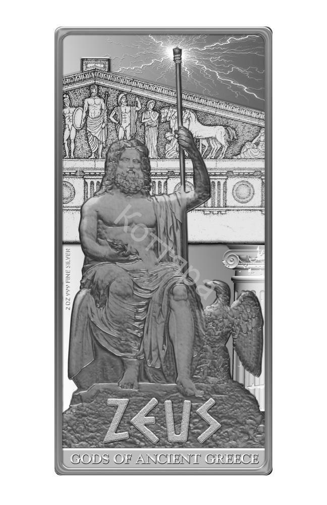 """Ниуэ 5х5 $ """"Боги и Богини Греции"""". 2013-2015 гг."""