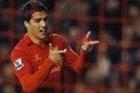 Luis Suarez Is A Punk