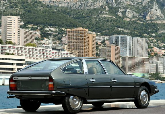 Citroën CX Pallas 1974–1986
