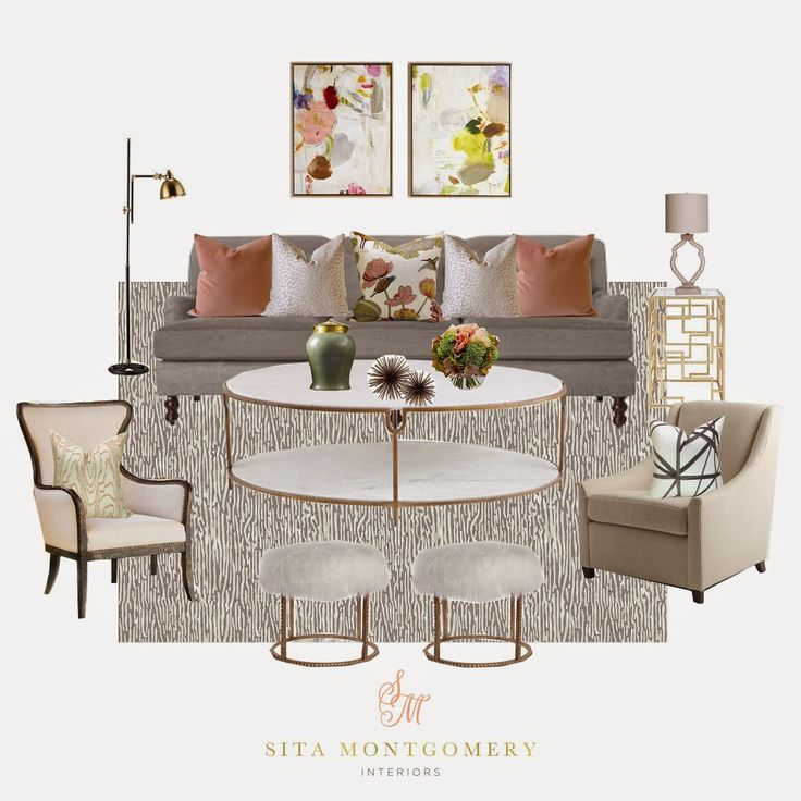 Sita montgomery interiors shop this room with kathy kuo for Furniture indiana pa