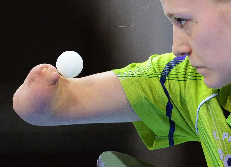 Sports Photographer of the Year 2012  Mark Pain    The Mail on Sunday   Table tennis