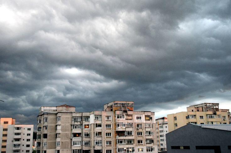 Clouds - Iasi
