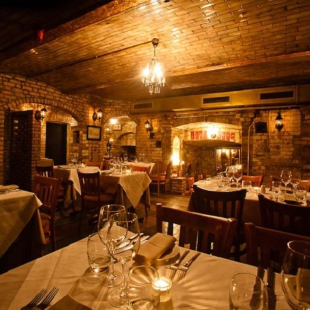 Bellaria Restaurant, Fitzrovia. Awarded excellence by Italian commerce. 50% off main and starter or 3 courses & unlimited wine £35