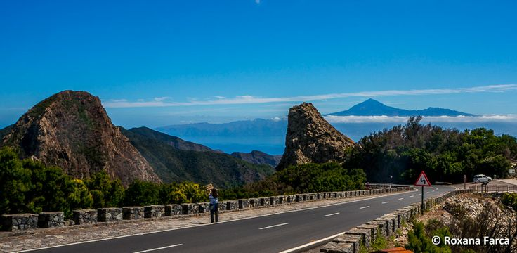 Teide seen from La Gomera