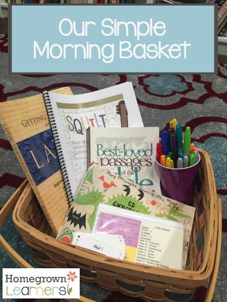 Tips for a Morning Routine for Homeschoolers | Homegrown Learners