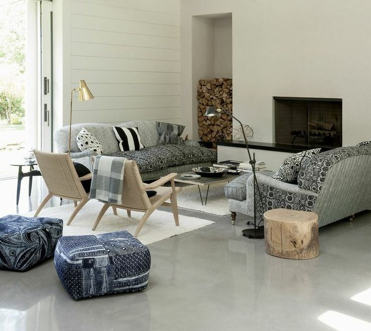 Remodeling 101: Polished Concrete Floors