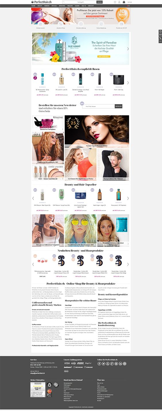 #ShopwareDesign #ShopwareTheme #ShopwareShop #eCommerce #eCommerceSoftware #eCommerceplatform #Onlineshop #Beauty #clean #webdesign #cleanwebdesign #wholesale #hairstylist #haircare #perfecthair