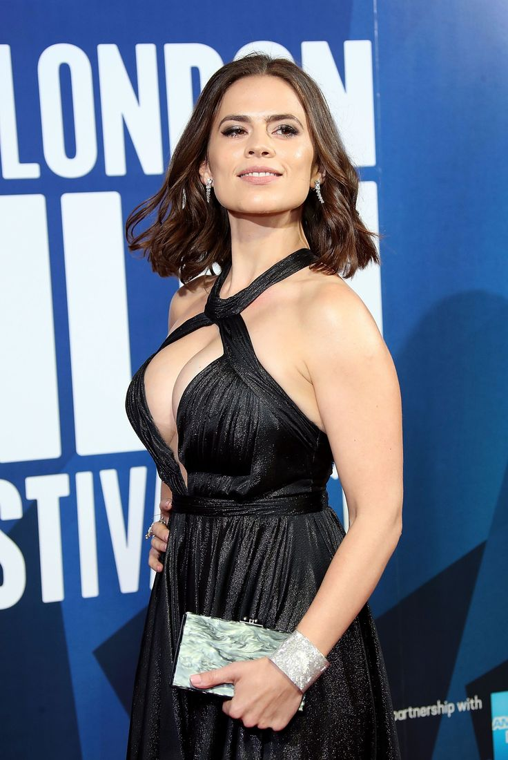 October 14: 61st BFI London Film Festival Awards - 006 - Hayley Atwell Online   The photo gallery