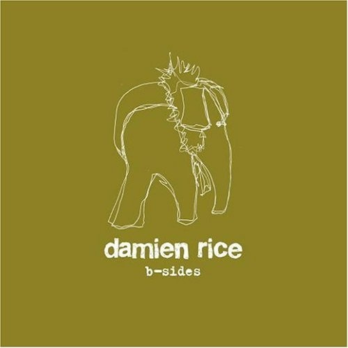 2004 Damien Rice - B-Sides [Damien Rice Music DRM008CD] design: Karl Toomey #albumcover