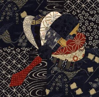215 best Fabrics for a Japanese Quilt images on Pinterest | DIY ... : japanese style quilts - Adamdwight.com