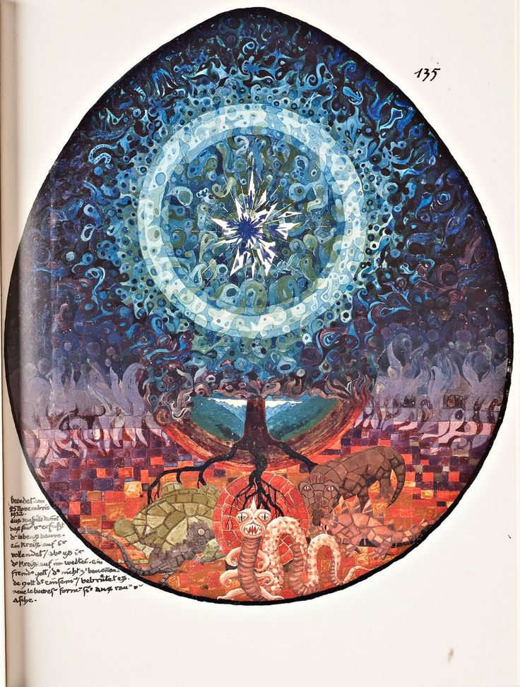Carl Jung Red Book Amazon | Louisiana Tech Art: Carl Jung's The Red Book
