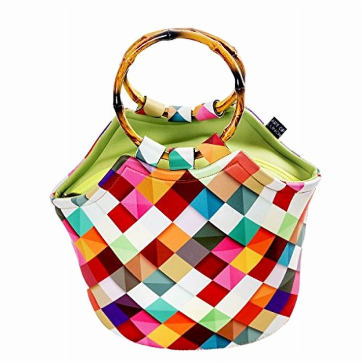 Designer Lunch Bags for Women Stylish Fashion Cool Tote Bag Insulated Gift NEW #ArtofLunch