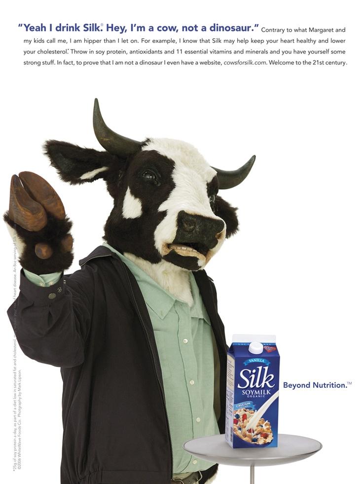 Mr. Frank Bull - Silk SoyMilk
