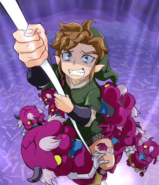 The Legend of Zelda: Skyward Sword, Link and Cursed Bokoblins / 「スカウォつめ」/「tatami」の漫画 [pixiv] [13]