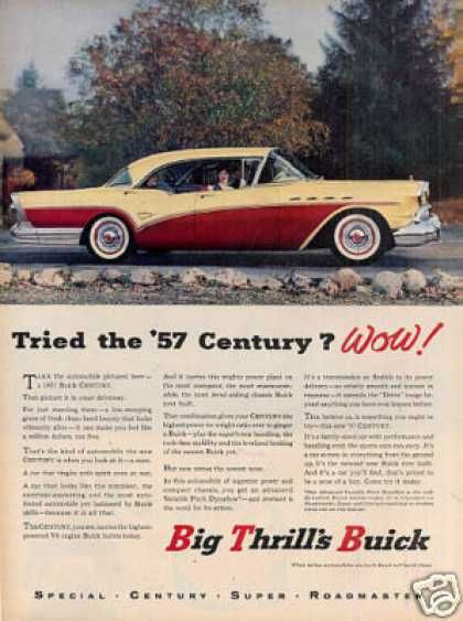 Vintage Car Advertisements of the 1950s