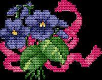 e-crochet: Κεντήματα Πάσχα - Άνοιξη