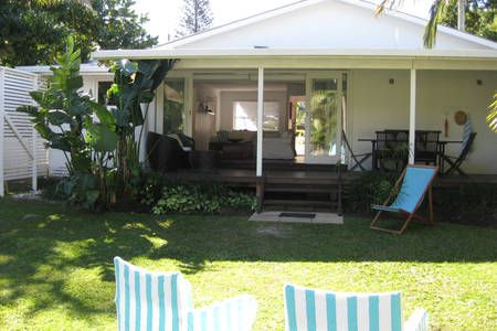 Check out this awesome listing on Airbnb: Pani's Beachhouse in Byron town in Byron Bay
