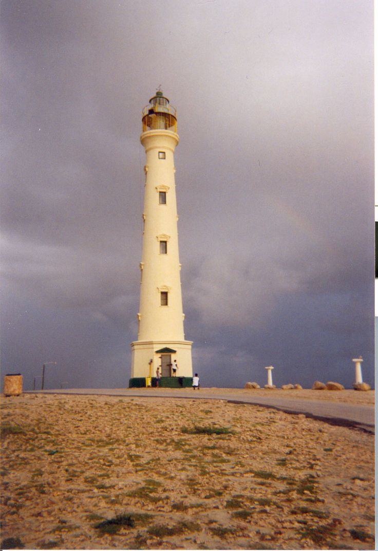 Lighthouse Aruba