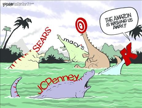 Ain't it though? Political Cartoons by Steve Breen