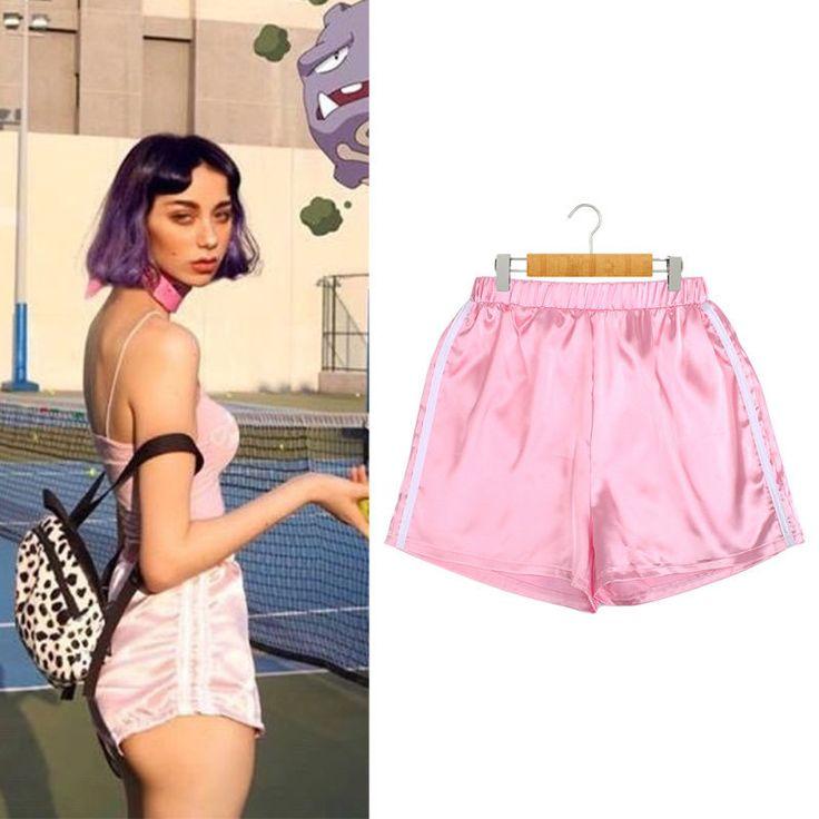 Damen Hotpants Mädchen Kurz Hose Hip Hop Jogginghose Sportshorts Bermuda Kasual    eBay