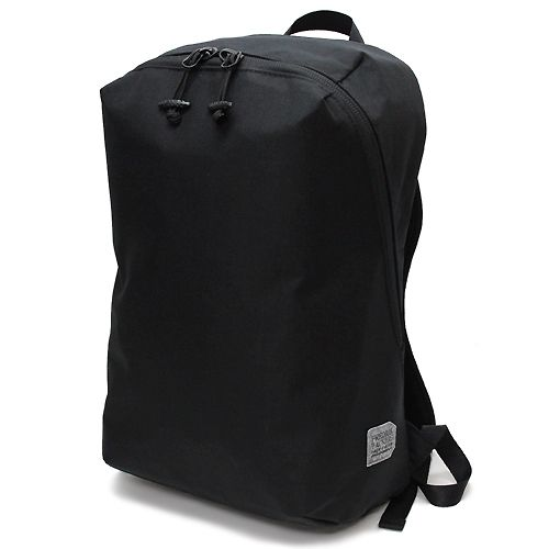 * STIFF BACK PACK * black - 自転車 バッグの専門店 FREDRIK PACKERS