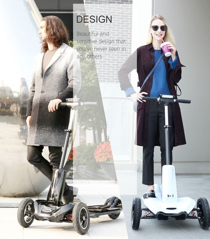 scooter vehicle - The 'Transboard' scooter vehicle is a new kind of transportation option that enables riders of all kinds to feel comfortable and secure...