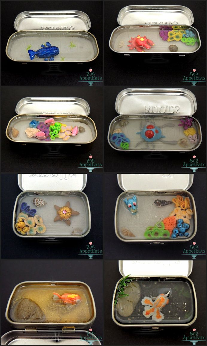 Pokemon Altoids Tins by Bon-AppetEats